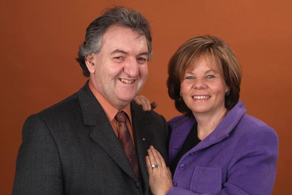 Franz und Elisabeth Schrenk