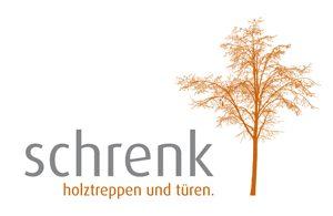 Logo Schrenk - Holztreppen und Türen.