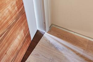 Diametral öffnende Türen