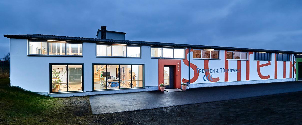 Beratungszentrum Treppen und Türenwelt von Schrenk