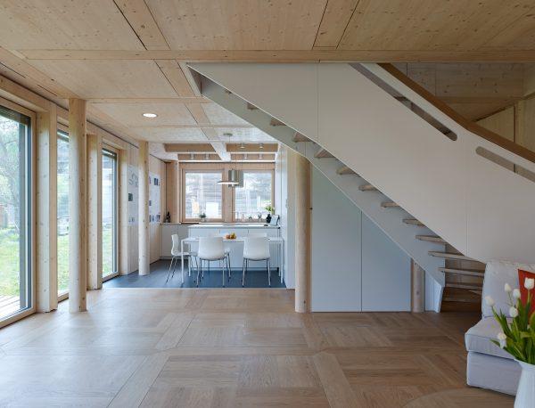 Schrenk und Lukas Lang Building Technologies - Die neue Dimension des Wohnbaus