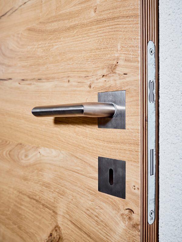 Designkante-W-stumpfe-Tür-flächenbündig-drücker