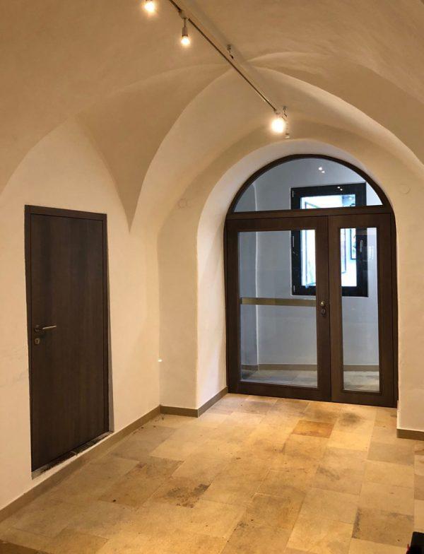 Türen im Linzer Kellertheater