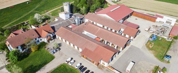 Schrenk - Standort Vitis, Firmensitz