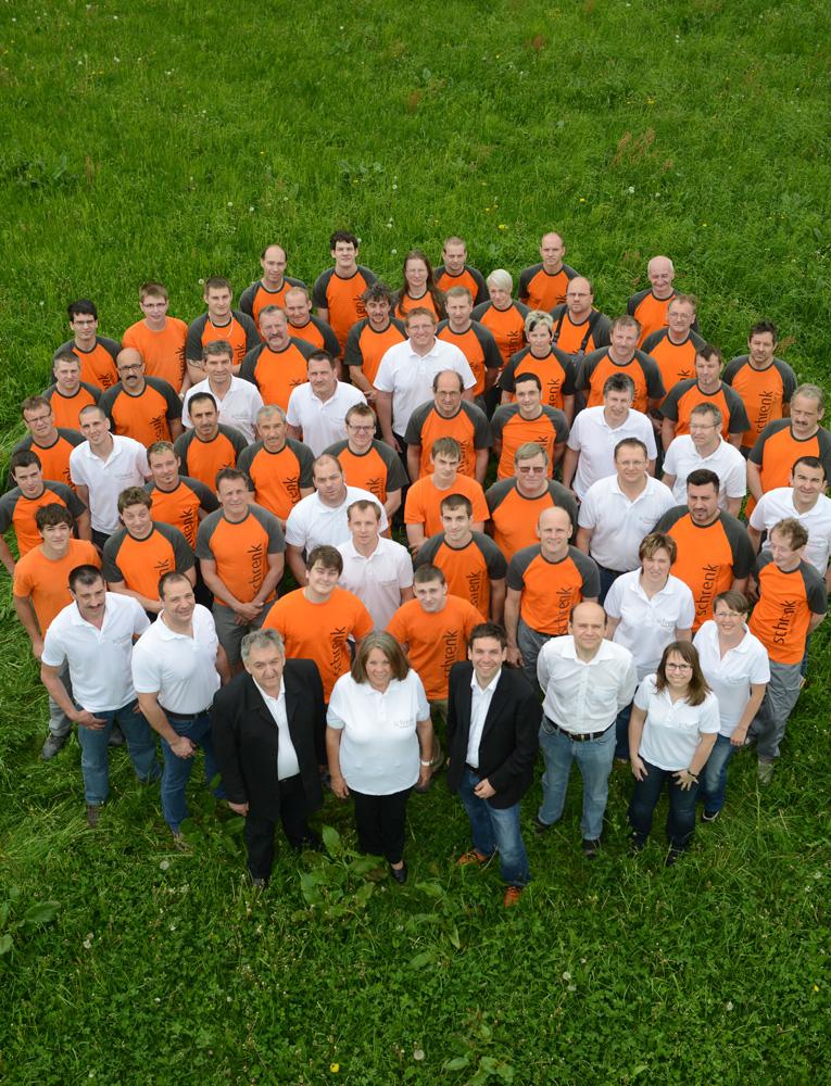 Team Schrenk 2013