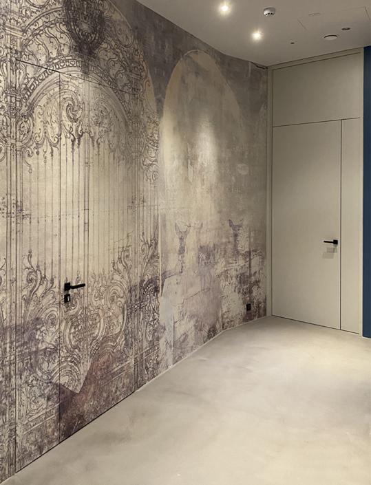 Arztpraxis Dr. Sabine Apfolterer Wien - Projekt mit Mayr & Glatzl Interiors